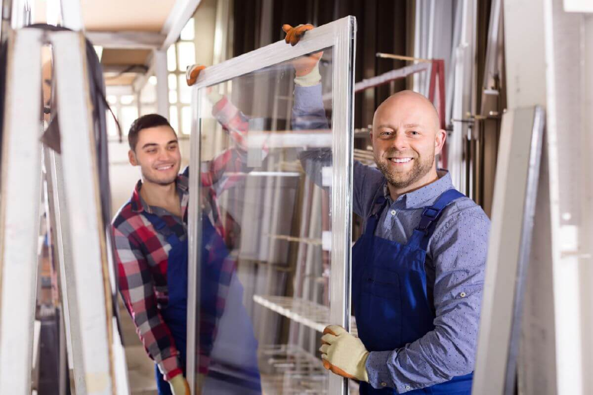 Aluminium Window Repairs West Midlands